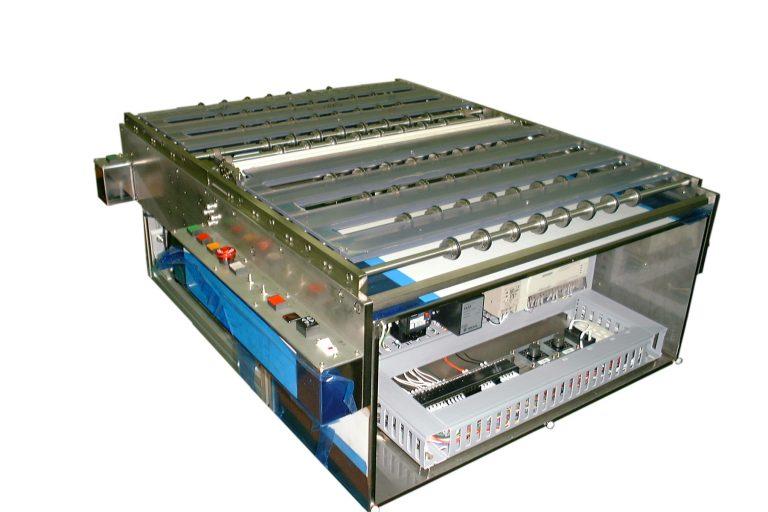 Semi-Auto Polarizer Peeling M/C
