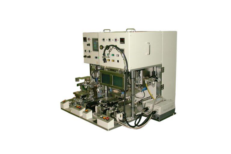 ACF貼付/FPC圧着装置